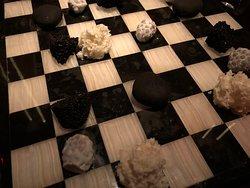"""Cabaret Chess Board"" dessert"