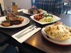 Amazing Sunday Lunch!!