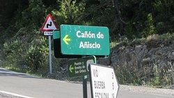 Cañon de Añisclo (Ordesa y Monteperdido)