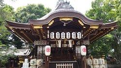 Yasui Konpiragu Shinto Shrine