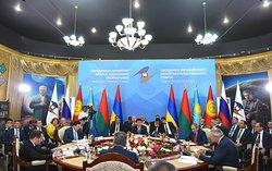 """9 августа 2019 года в """"Рух Ордо""""  прошел юбилейный саммит Евразийского межправительственного совета с участием глав правительств государств — членов Евразийского экономического союза"""