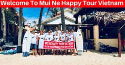Mui Ne Happy Tour Vietnam