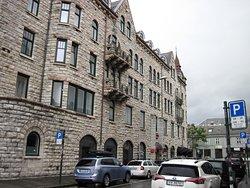 City centre hotel
