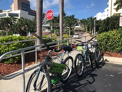 Nice morning for a bike ride on Marco Island. #jwmarriott