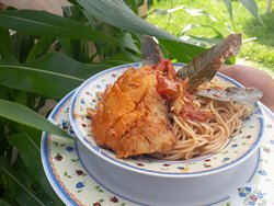 Spaghetti Saint Pierre