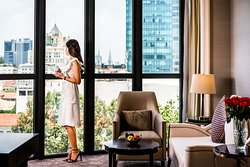 Welcome to Caravelle - The Heart of Saigon