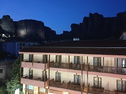 1 night for visiting Meteora