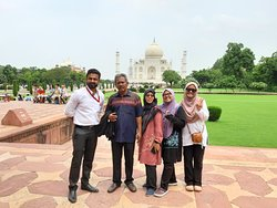 Had a another memorable day with guest from maleshiya....