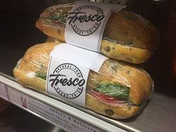 Fresh Fresh Fresh Food to go! An idea worth spreading!!