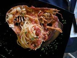 Linguini all'astice