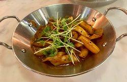 服務態度超差的美味韓菜