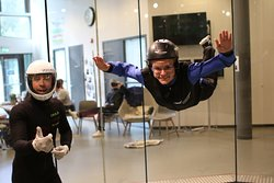 VossVind Indoor Skydiving