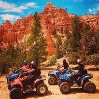 American ATV Rentals Bryce Canyon Country