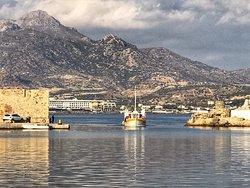 Boat trip to Chrissi Island Ierapetra Crete