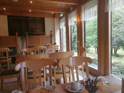 Breakfast room, local country style