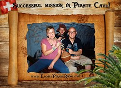 Treasure hunting in Pirate Cave