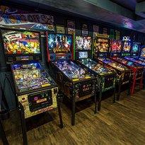 The 1UP Arcade Bar - Colfax