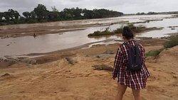 River galana
