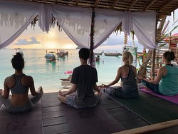 Keiritas Yoga & Diving