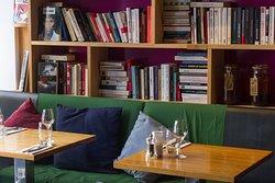 La Librairie - Concept - Restaurant atypique - Bistrot insolite - Brunch - Buffet à volonté - La Muette - Passy - Paris 16