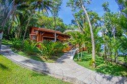 Villa Suites y jardin