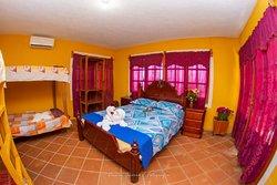 Dormitorio Villa Suite