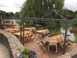 3.  Waterside Café, Hawkhurst Fish Farm
