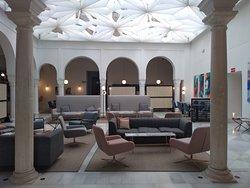 Buen hotel en Sevilla