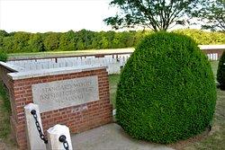 entrada del cementerio