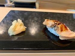 Boiled Clam--Sushi Wakon--Four Seasons Hotel--Kyoto, Japan