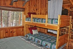 Interior of Cabin 1