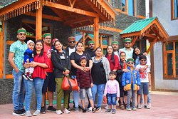 A Group from Gujarat had a wonderful experience of Manali tour.