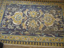 Isfahan Kakh-e Ali Qapu