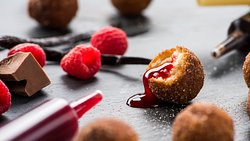 Injectable Donut Holes