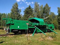 Железнодорожная артиллерийская система