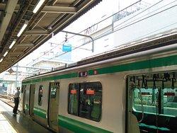 2019.8.17(土)☀池袋駅🎵③④番ホーム