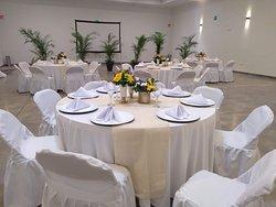Salón de Eventos Casa Noriega del Hotel Suites Kino.