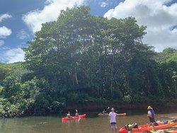 Kayaking & Trekking