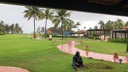 Monsoon holiday