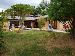 3 bedroom private villa (Villa no. 5)