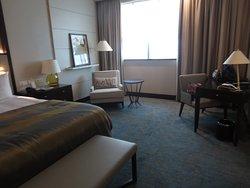 Great location & wonderful hotel stay