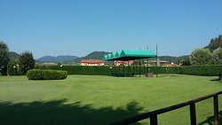 Campo pratica di golf
