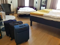extra bed for 3 persons