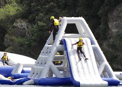 The non-existent 'tower/slide'