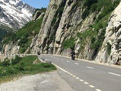 Swiss riding