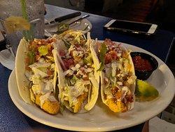 I had the Mahi Tacos...scrumptious!