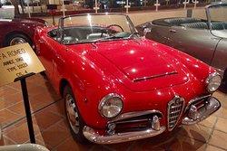 Monaco motor museum.