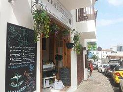 The Tea House and Bar