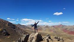 Rainbow Mountain <3