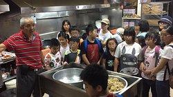 竹蓮國小同學校外參訪